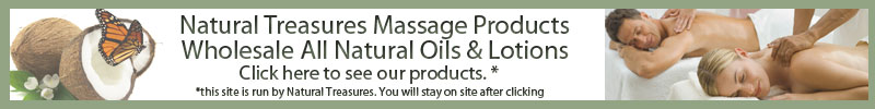 Wholesale All Natural Massage Oils