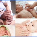 Massage for babies and infants