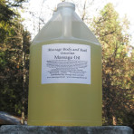 One Gallon Massage Oil